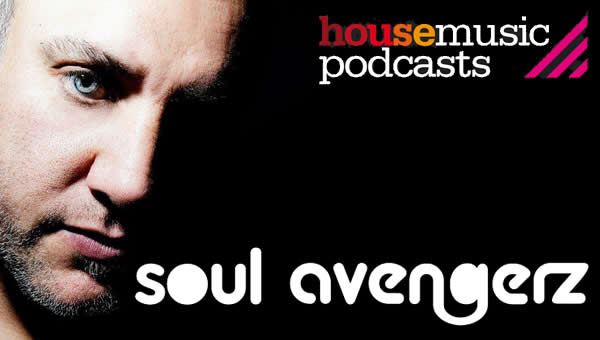 Soul avengerz march 2013 podcast house music podcasts for House music podcast