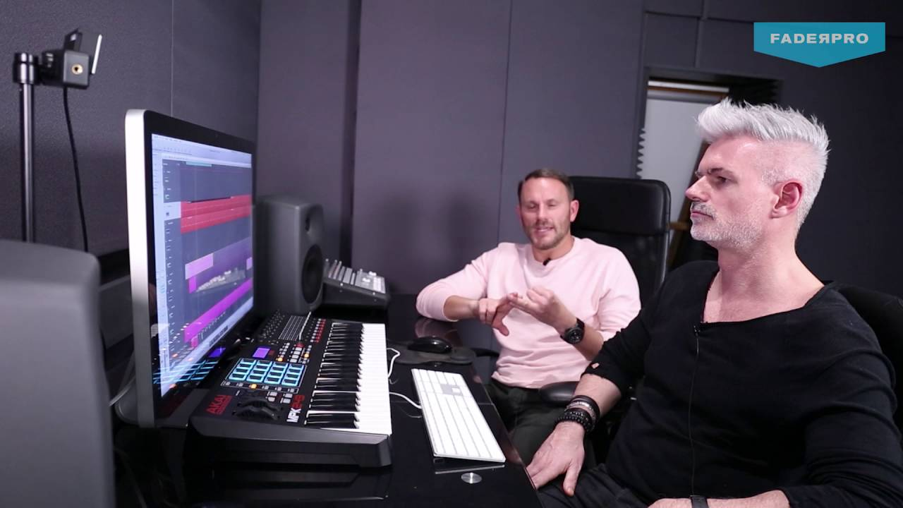 Learn how mark knight d ramirez made downpipe for Uk house music
